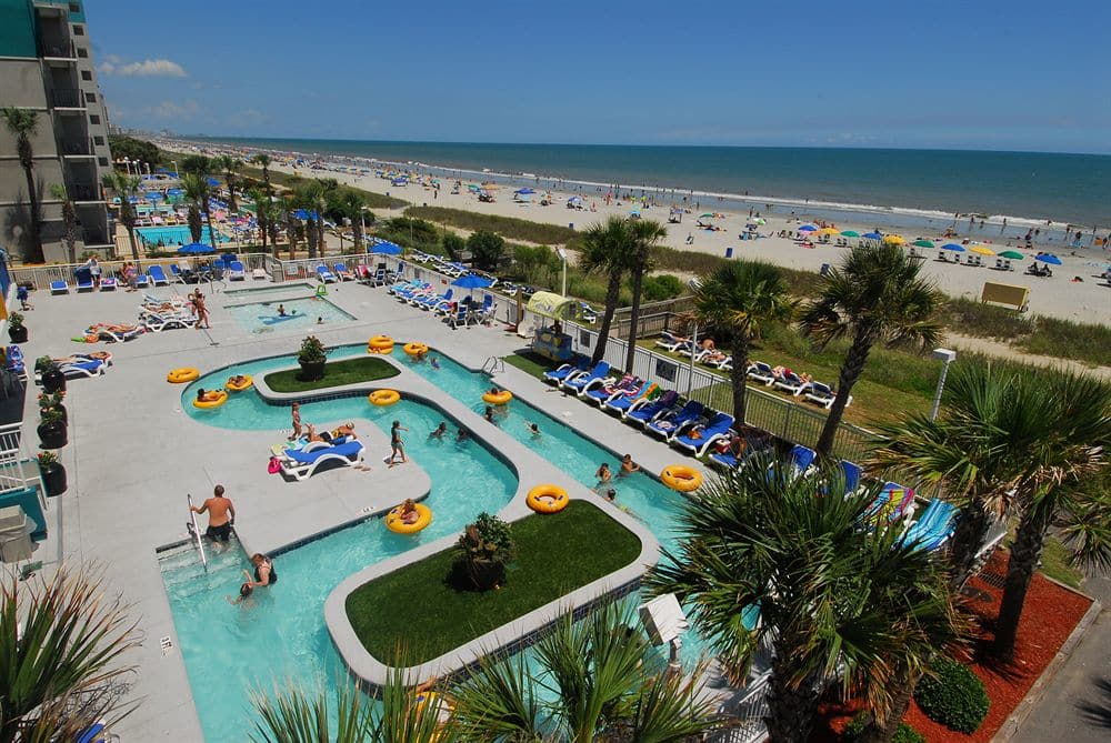 Relax and Enjoy the Fabulous Amenities at Atlantica Resort Myrtle Beach