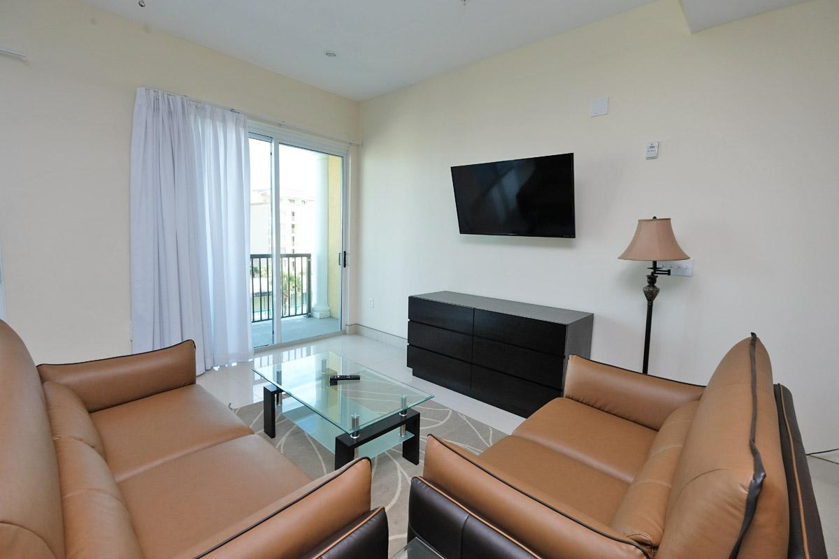 Myrtle Beach Resort 3 Bedroom Condo Home Plan