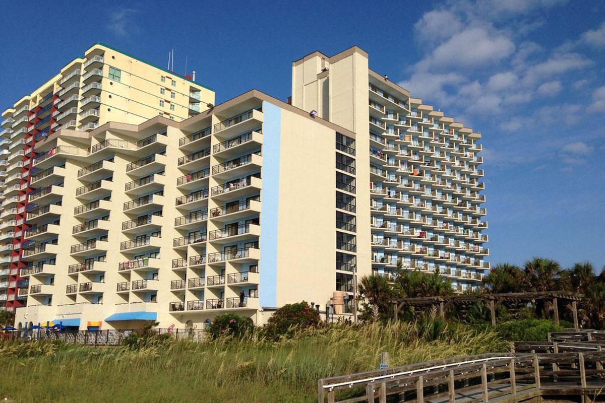 Bluewater Resort Vacation Rental