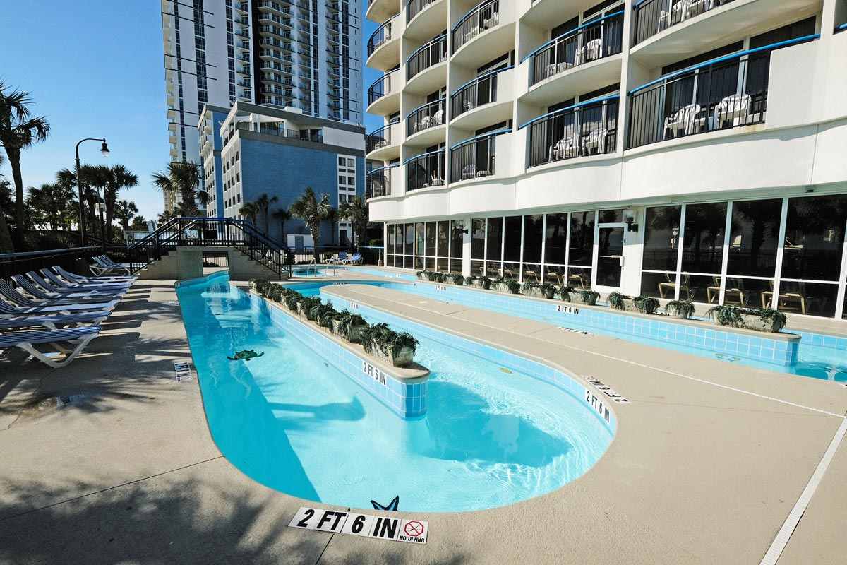 Myrtle Beach Condo Rentals Near Boardwalk