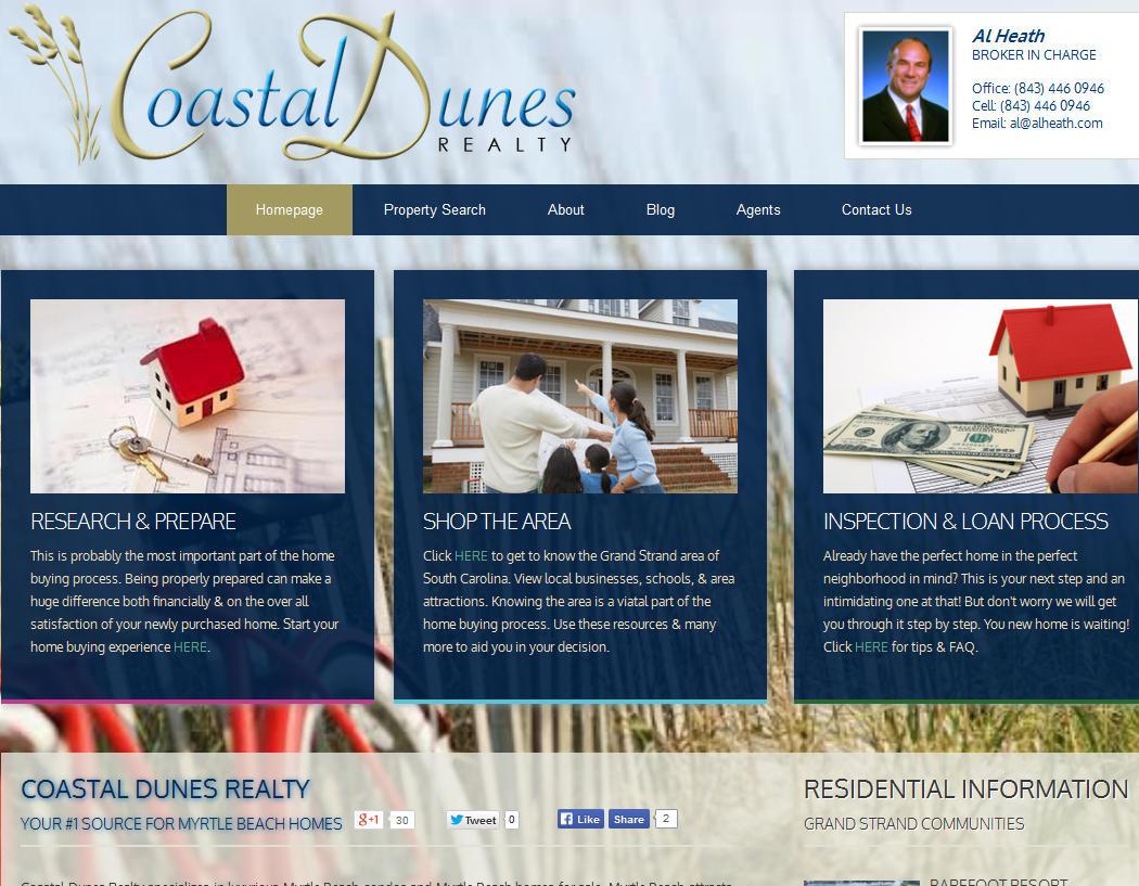 Coastal Dunes Realty