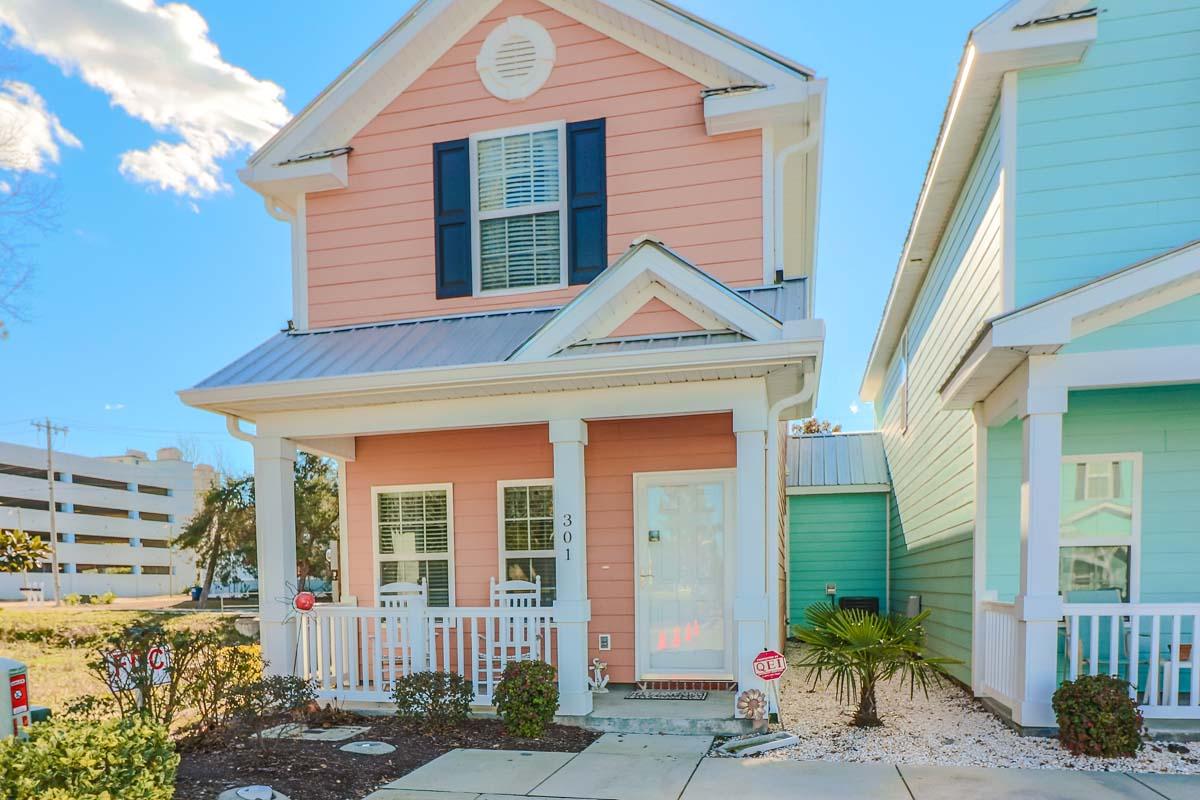 Gulfstream Cottages - 301