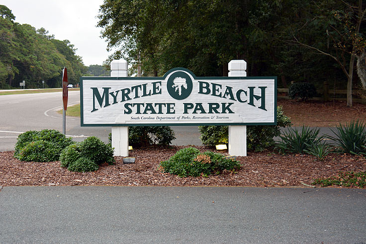 Myrtle Beach State Park Summer Activities