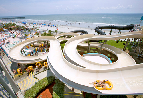 Myrtle Beach Water Parks That Will Keep You Cool This Summer