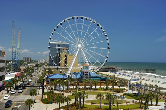 Take a Ride on the Myrtle Beach Skywheel