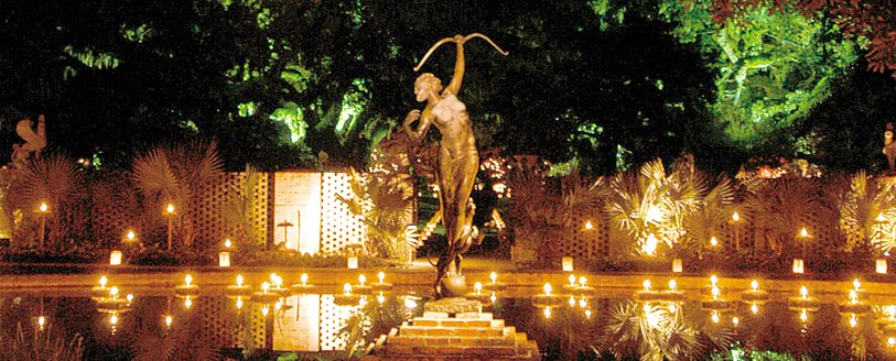 Watch The Season Come To Life At Brookgreen Gardens Nights Of A Thousand Candles