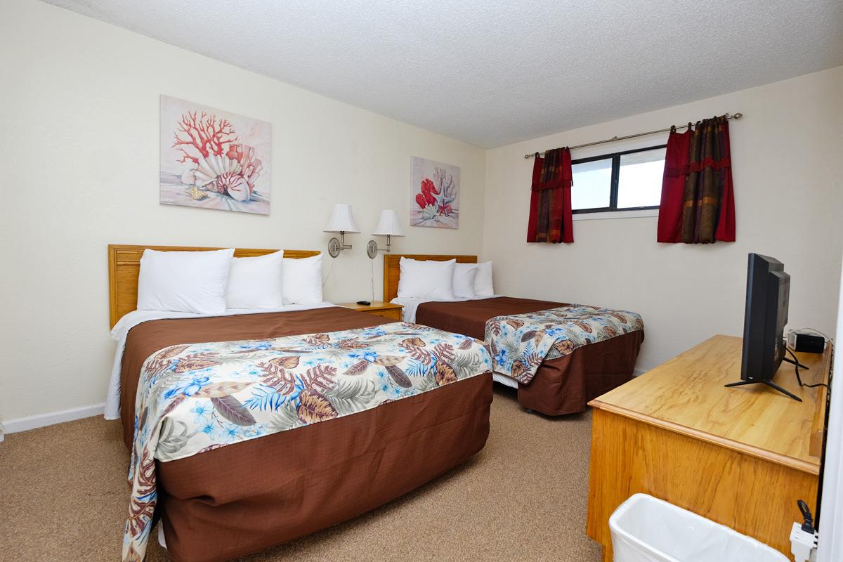 Ocean View Double Suite - Meridian Plaza Vacation Rental