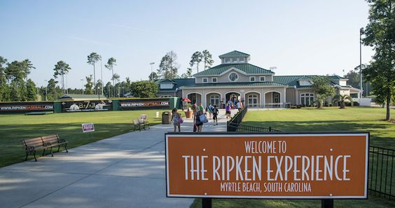 Stay and Play with the Ripken Experience Myrtle Beach