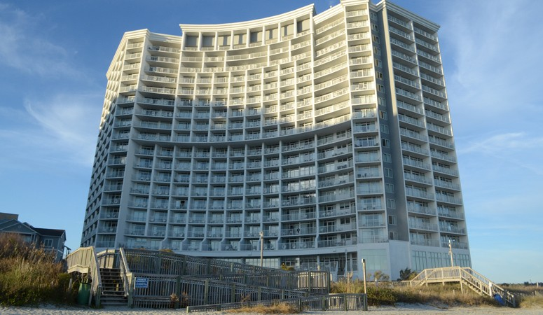 Seawatch Towers Rentals From Beach Vacations Myrtle Beach