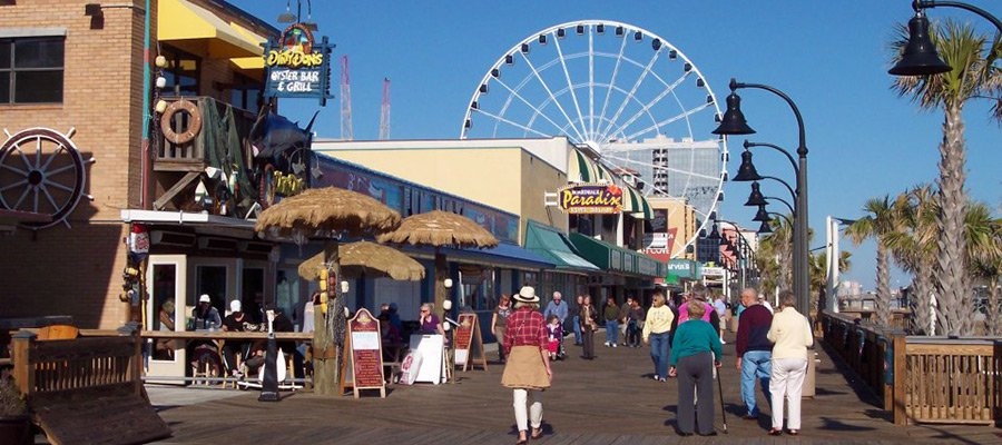 Catch the Myrtle Beach Seafood Festival This Fall