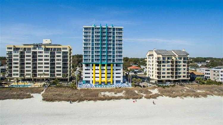 Seaside Condo Rentals North Myrtle Beach