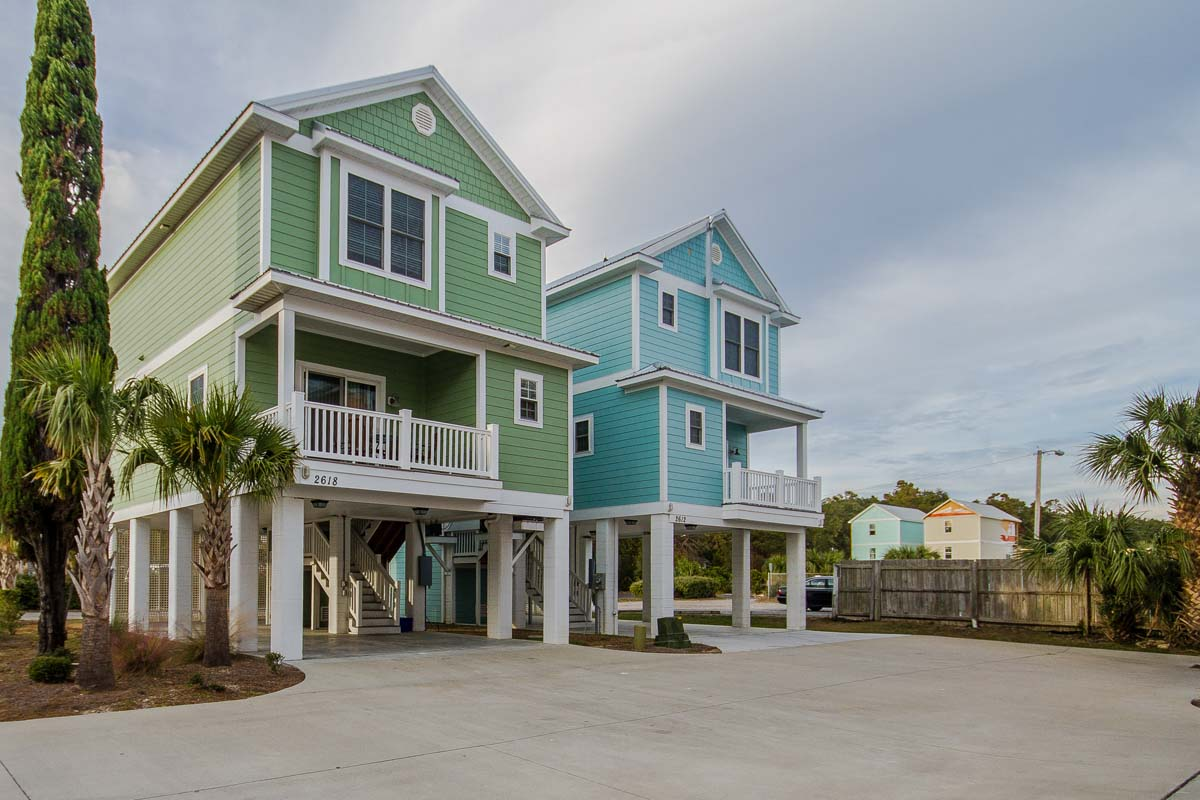 South Beach Cottages Vacation Rental