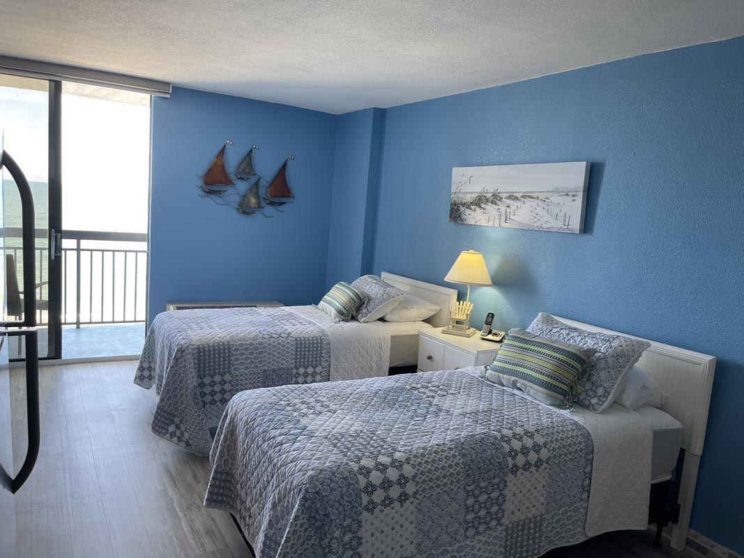 Sun and Sand Resort 706 Condo Rentals