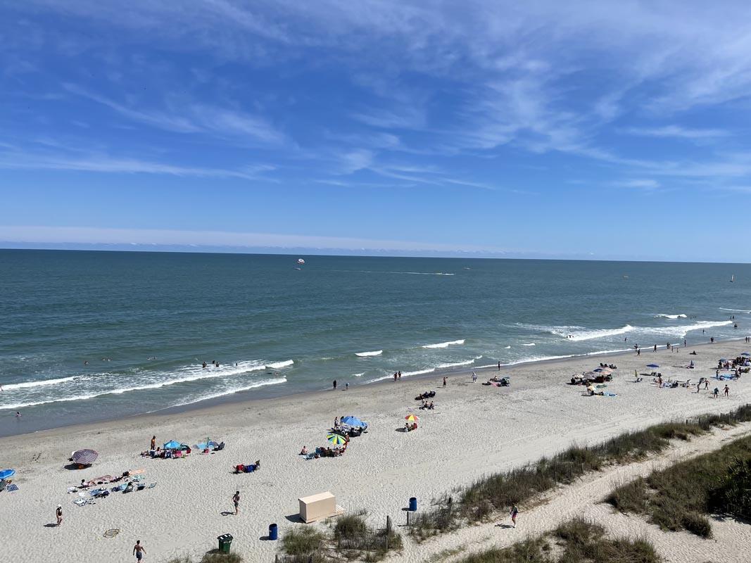 Sun and Sand Resort 706 Ocean Getaway