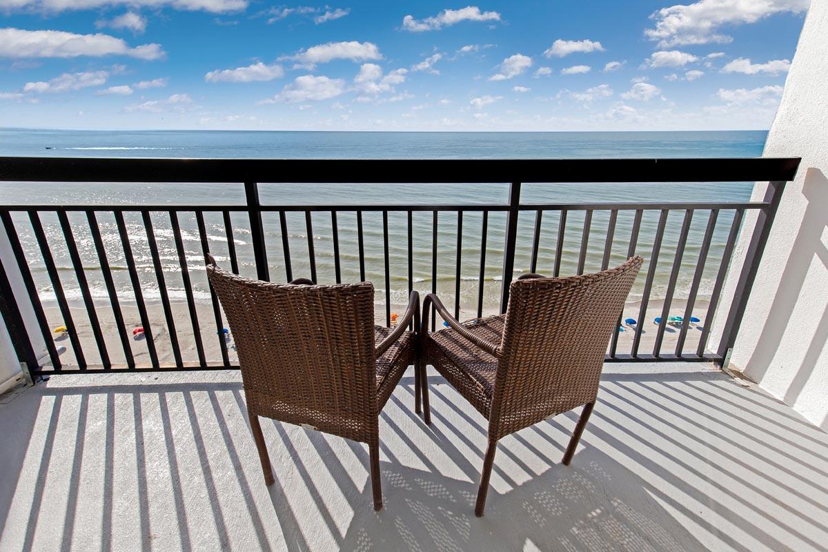 Sun and Sand Resort 1512 Condo Rentals