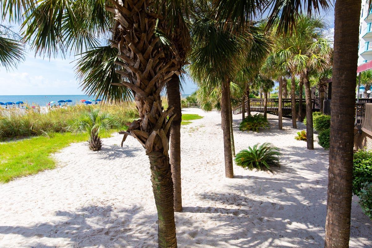 Sun and Sand Resort 706 Myrtle Beach,SC