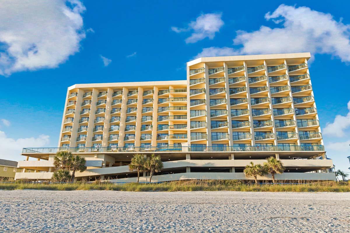 The Oceans Hotel & Resort