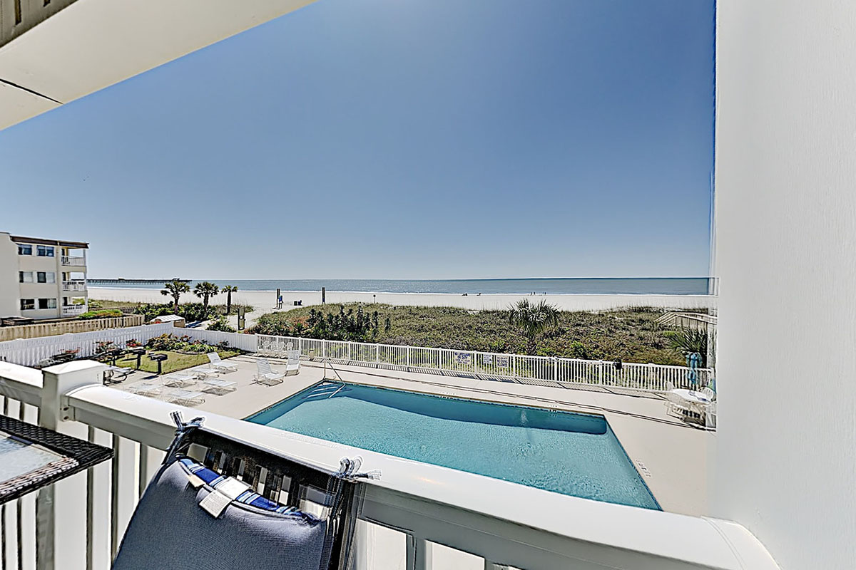 A Place at the Beach P A207 Vacation Rentals