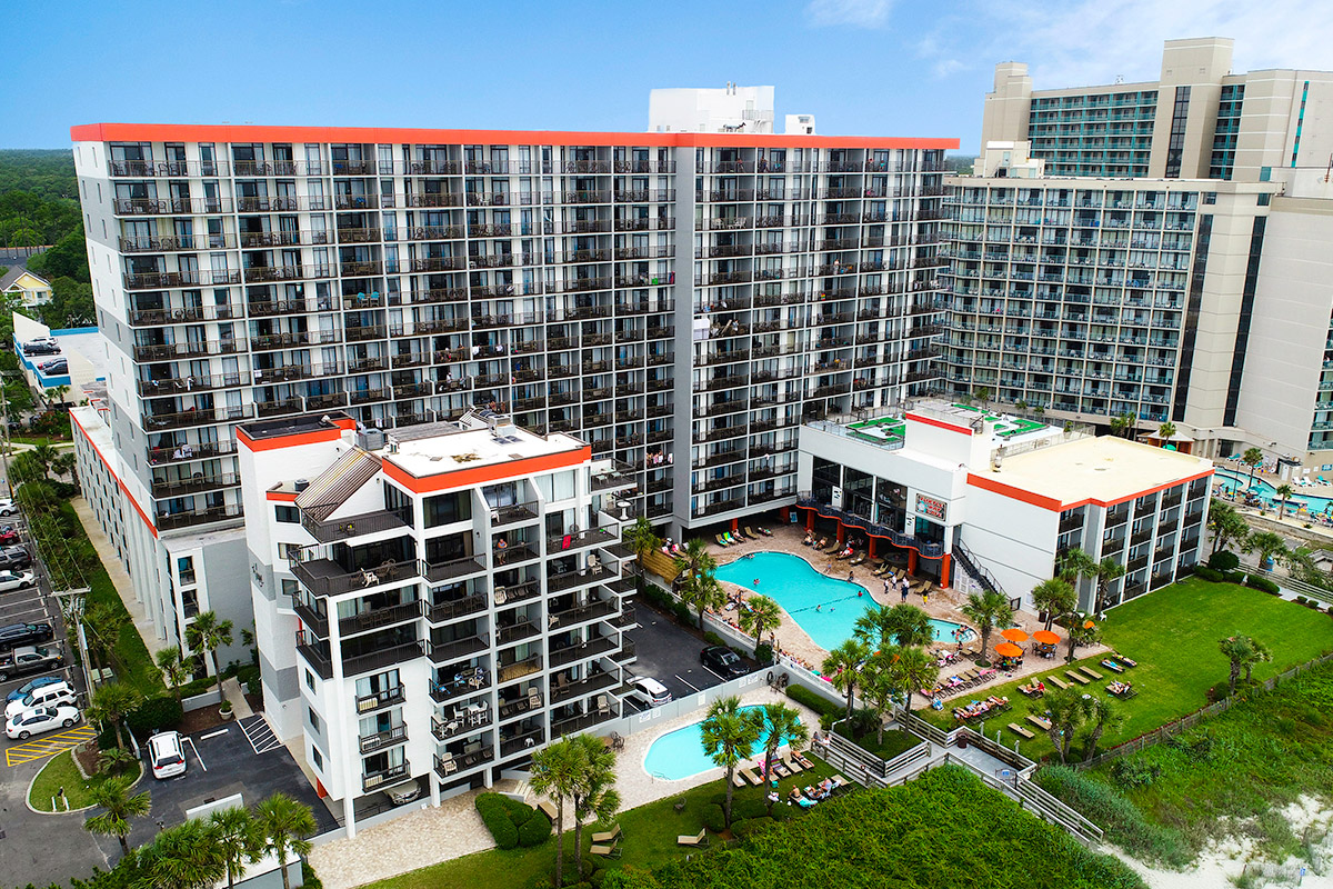 Grande Cayman Resort - 1 Bedroom