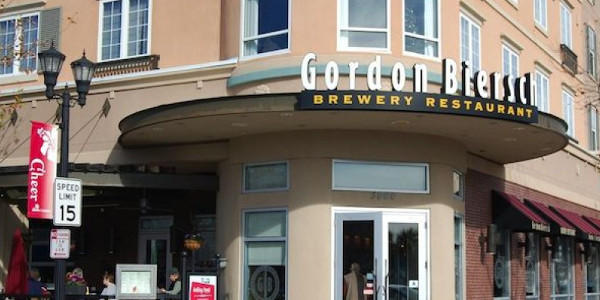 Gordon Biersch Brewery Restaurant Myrtle Beach Golf Central