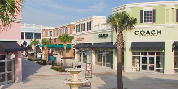 Tanger Outlets Highway 17 Myrtle Beach Golf Central