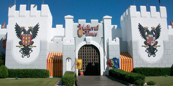Medieval Times Myrtle Beach Golf Central