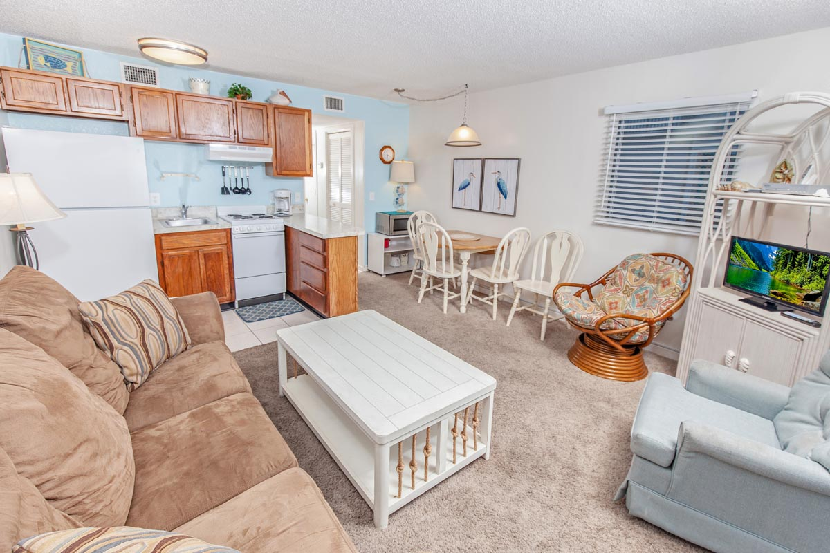 Ocean Spa Villas - B435 South Carolina