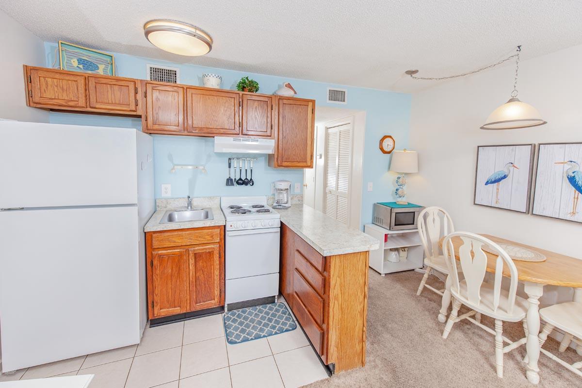 Ocean Spa Villas - B435 Condo Rentals
