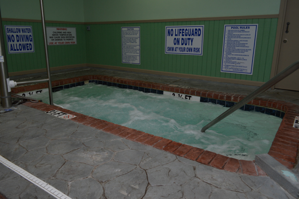 Multiple Indoor Jacuzzis Myrtle Beach Resort Vacations