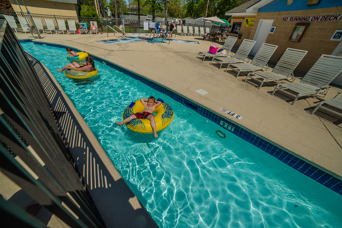 Lazy River Myrtle Beach Resort Vacations