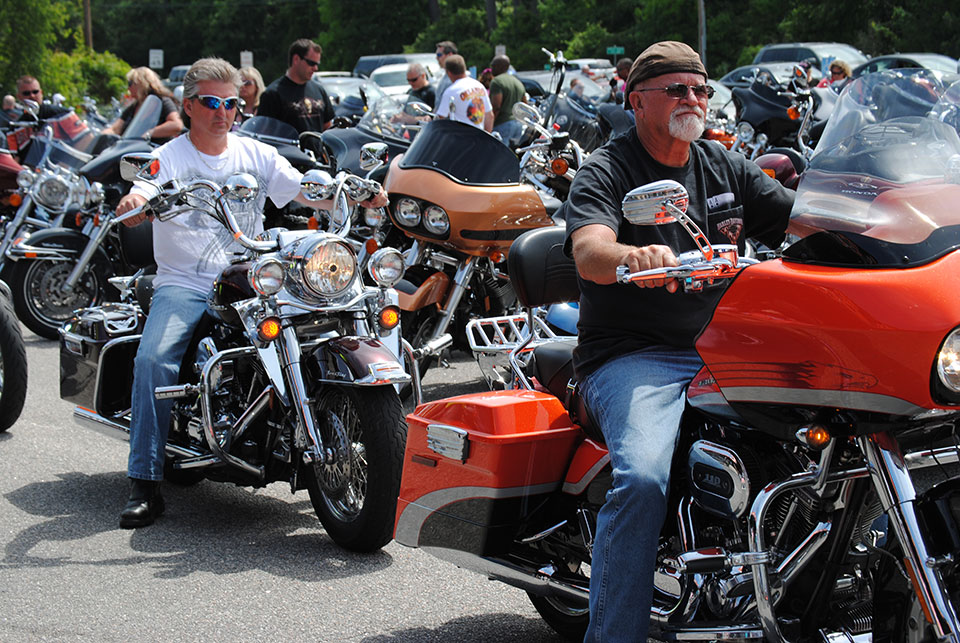 Myrtle Beach Black Bike Week  Events