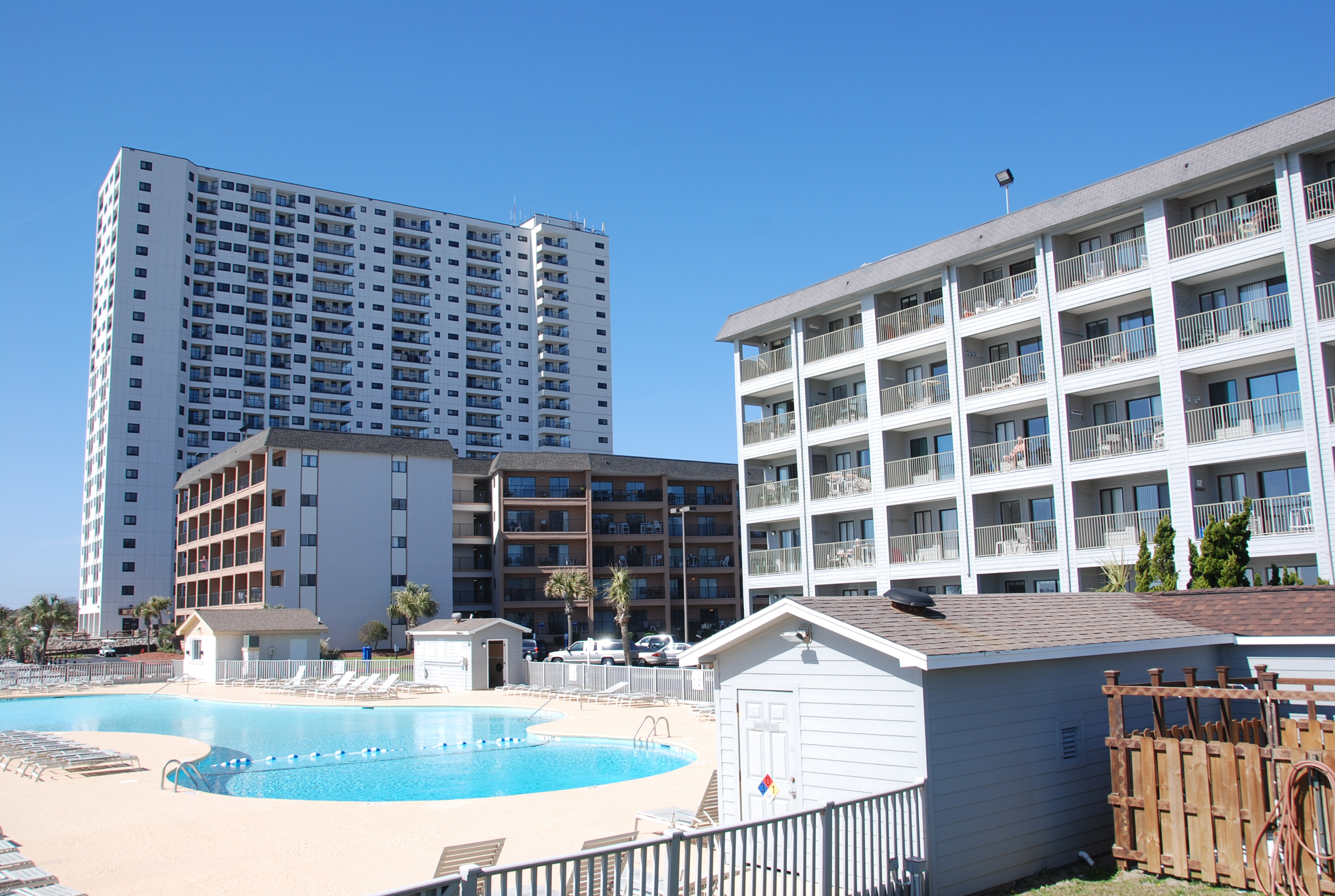Ocean pool villas myrtle beach resort - 4 bedroom resorts in myrtle beach sc ...