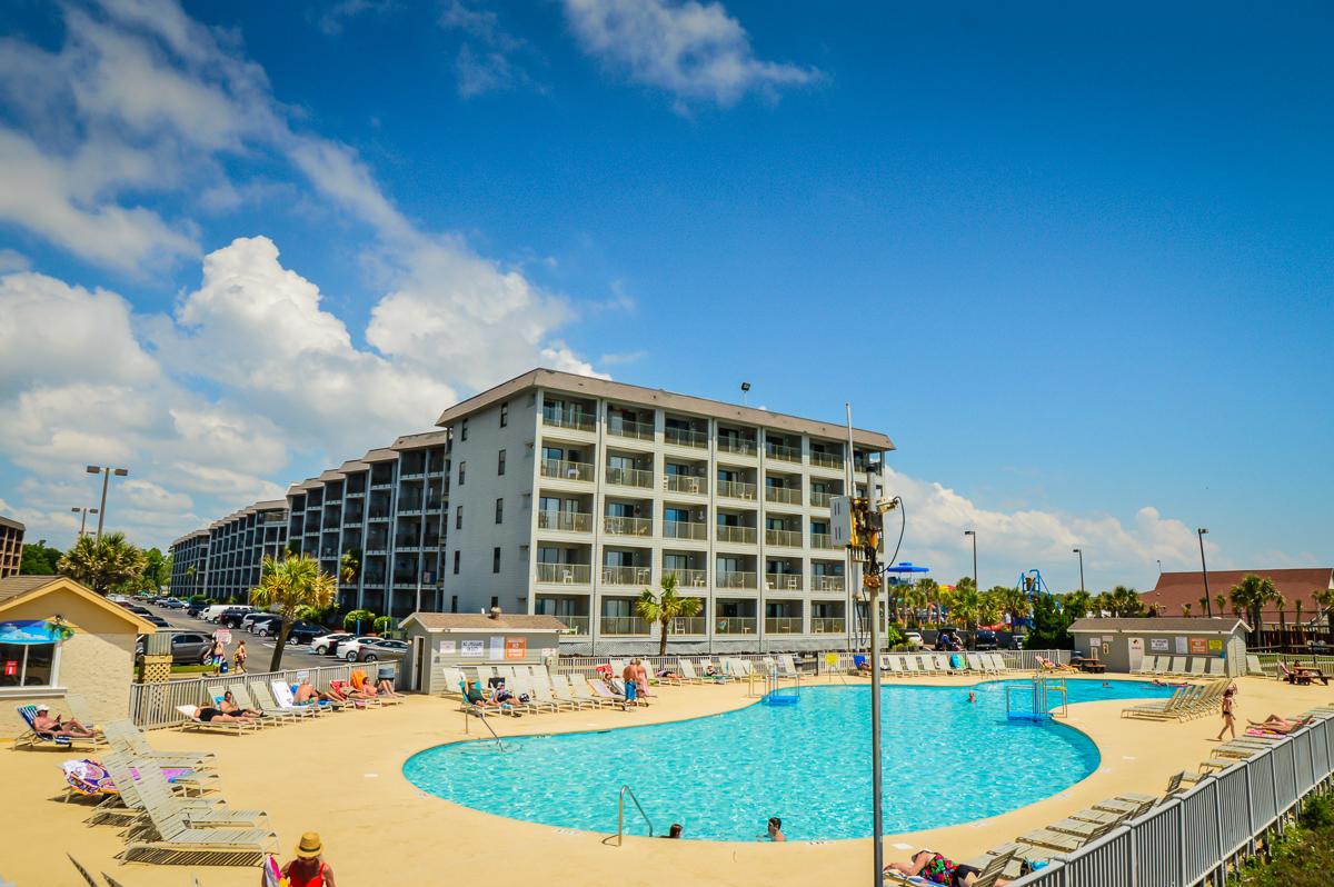 Ocean Pool Villas - A508 Condo Rentals