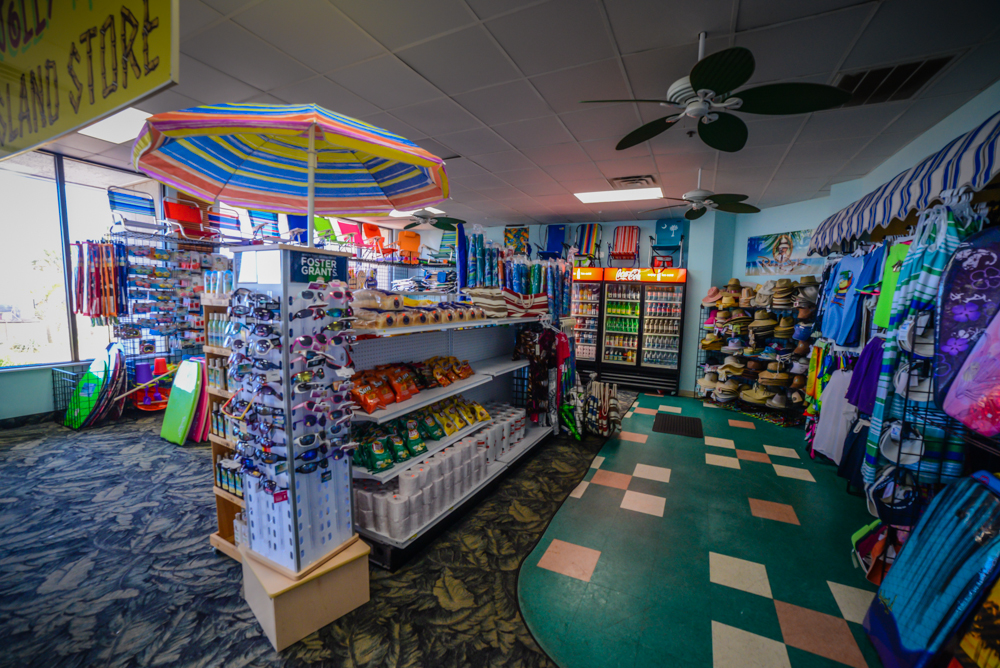 On-site Convenience Store Myrtle Beach Resort Vacations