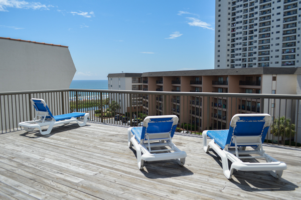 The Sun Deck Myrtle Beach Resort Vacations