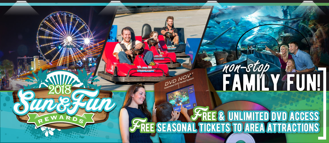 Sun & Fun Bonus Rewards Litchfield Vacations