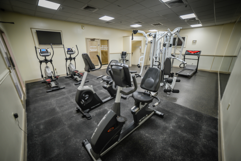 Fitness Center Litchfield Vacations