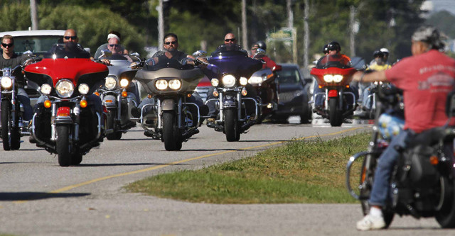 The 2016 Fall Bike Rally is Almost Here
