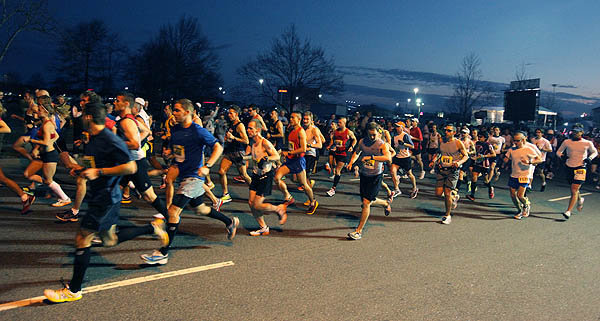 The Myrtle Beach Marathon Returns For Its 20th Anniversary