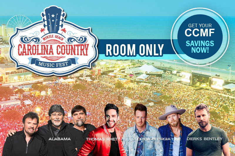 CCMF Room Only