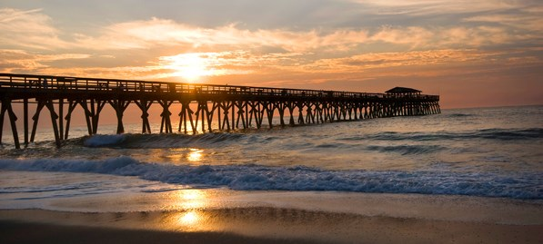 Catch Some Memories at the Myrtle Beach State Park