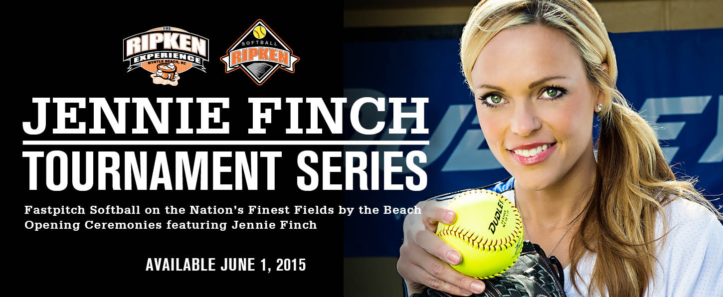 Softball Legend Jennie Finch