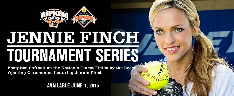 Softball Legend Jennie Finch