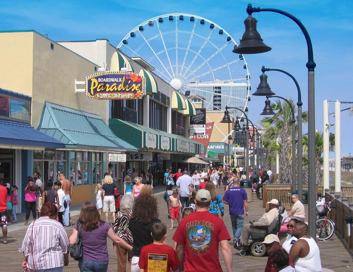 Fun Facts About Myrtle Beach!!!