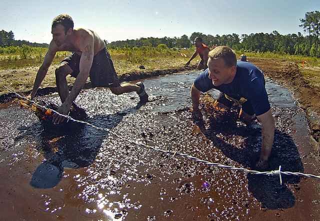 Get Fit and Filthy at the Dirty Myrtle Mud Run!