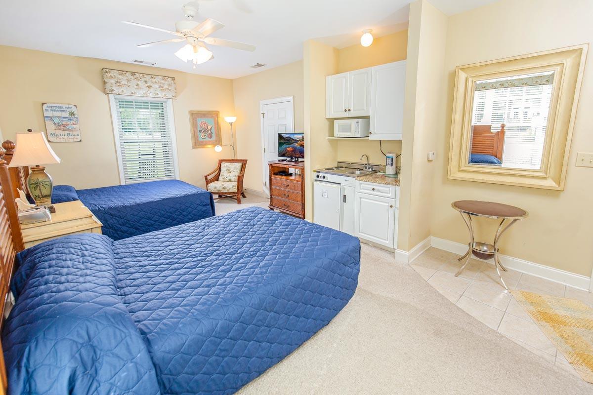 Grande Villas Efficiency Room Hotel & Resort