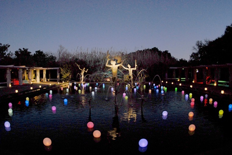 Nights of a Thousand Candles at Brookgreen Gardens