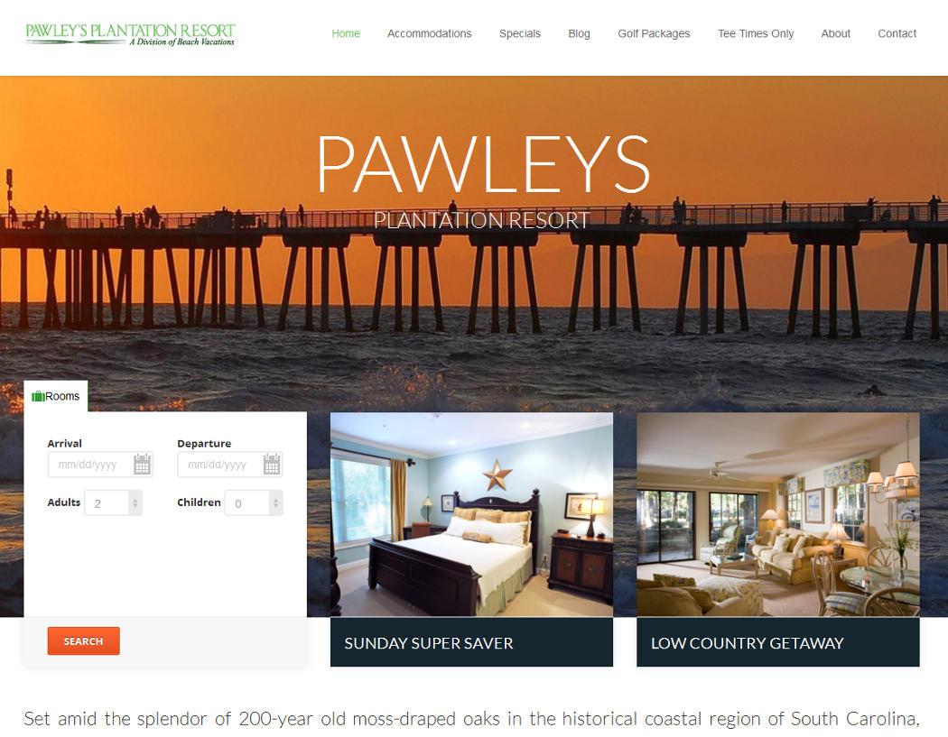 Pawleys Plantation Resort